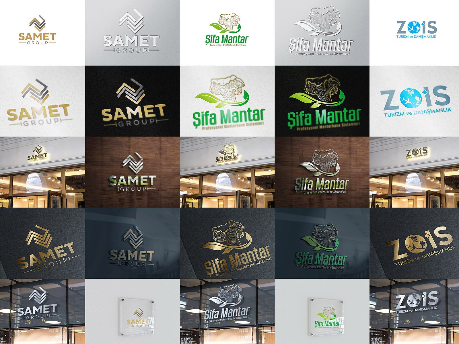 Logo Tasarımı Online