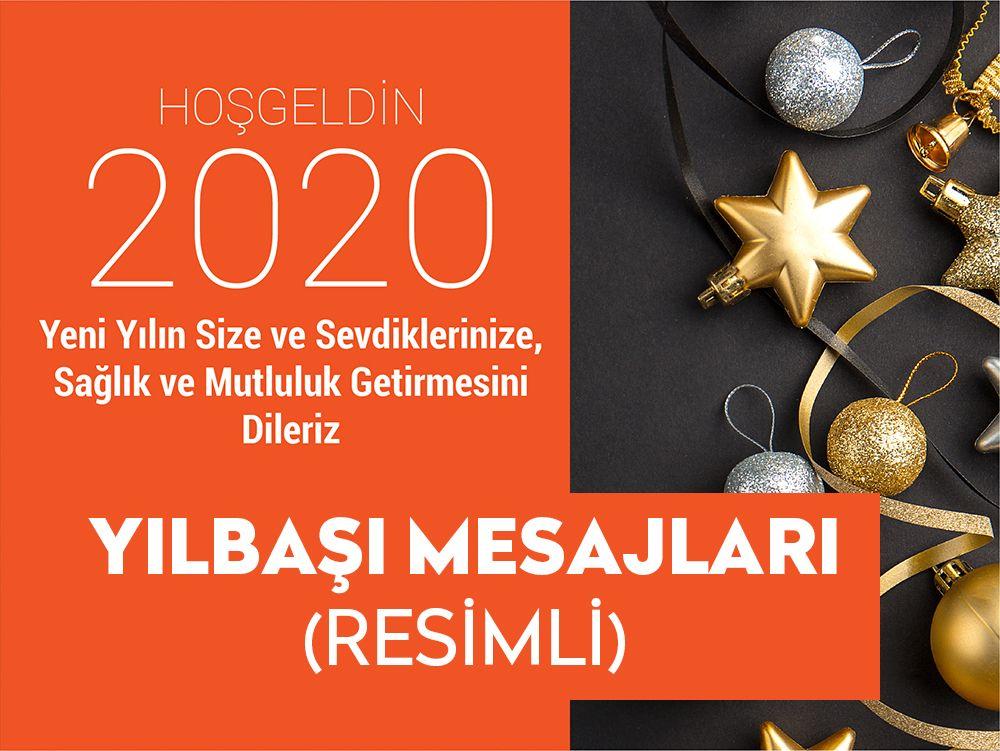 Yılbaşı Mesajları 2020 (Resimli)
