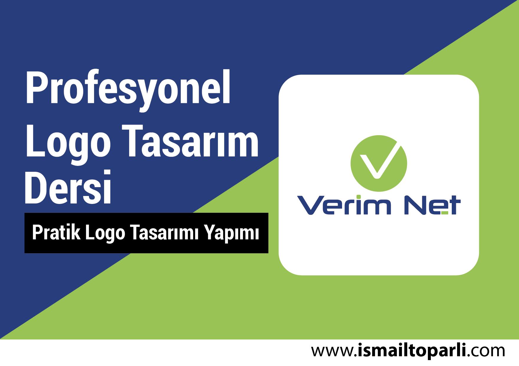 Profesyonel Logo Tasarım Dersi - Pratik Logo Tasarımı Yapımı