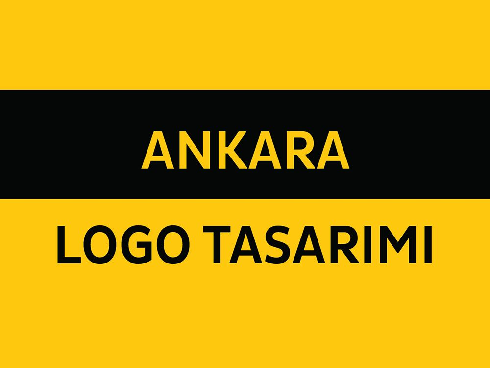 Ankara Logo Tasarımı
