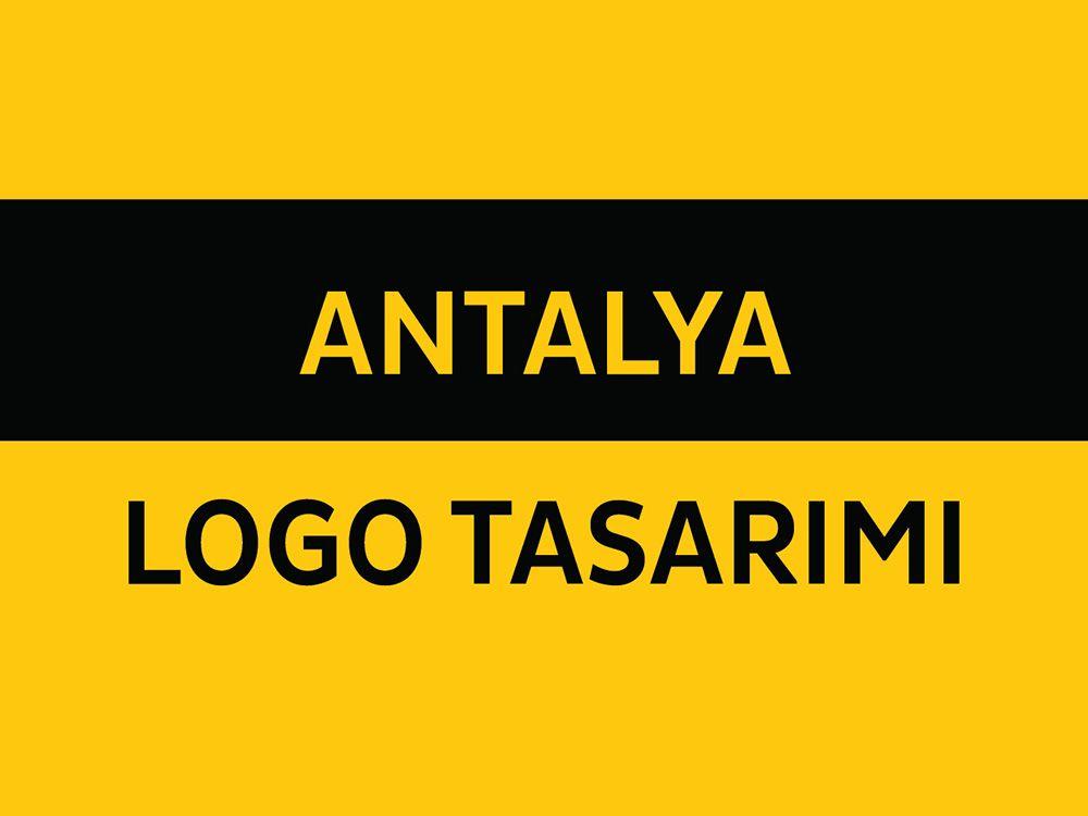 Antalya Logo Tasarımı