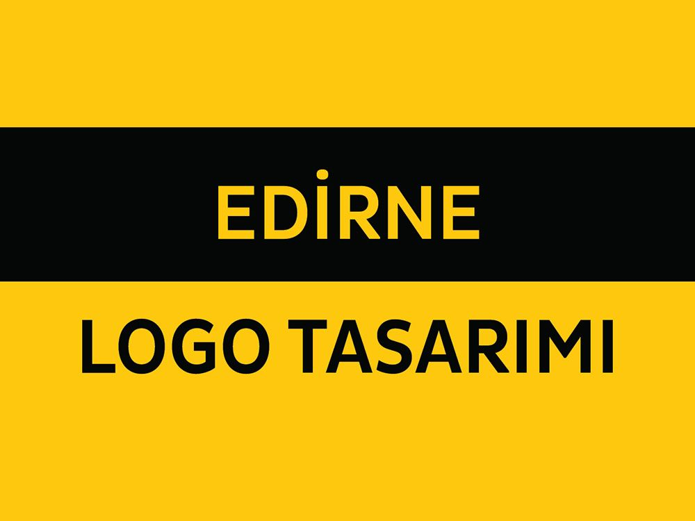 Edirne Logo Tasarımı