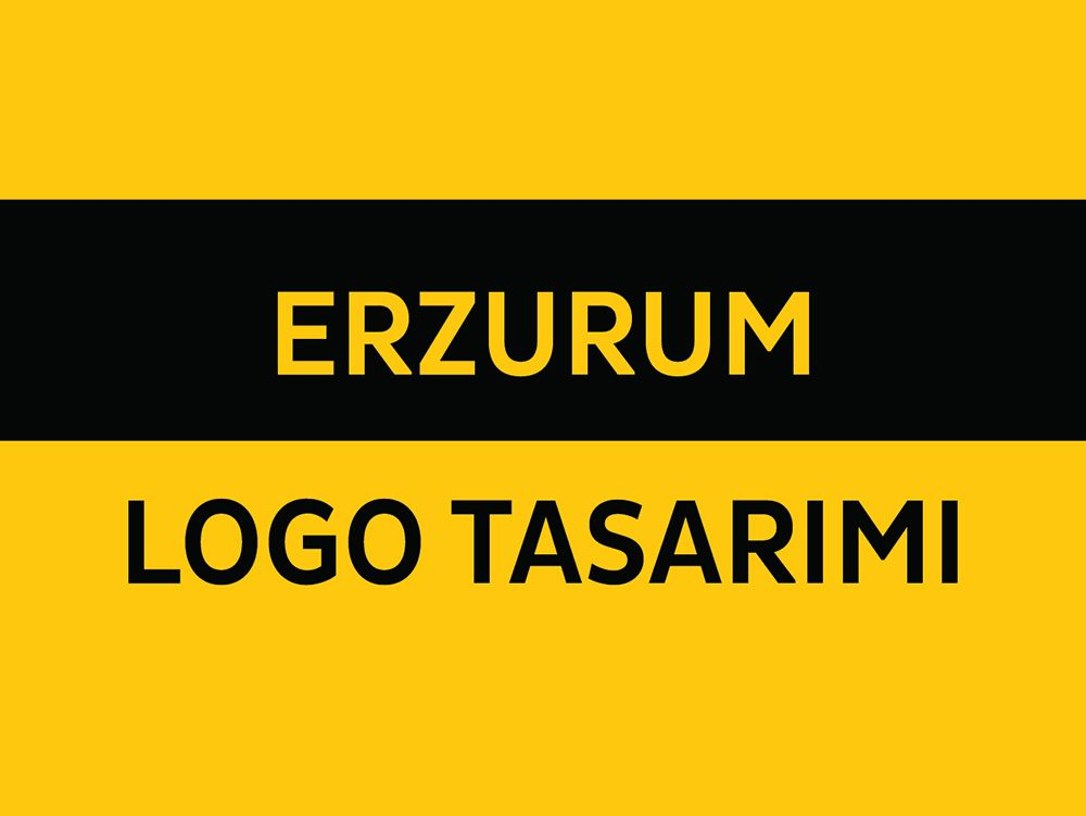 Erzurum Logo Tasarımı