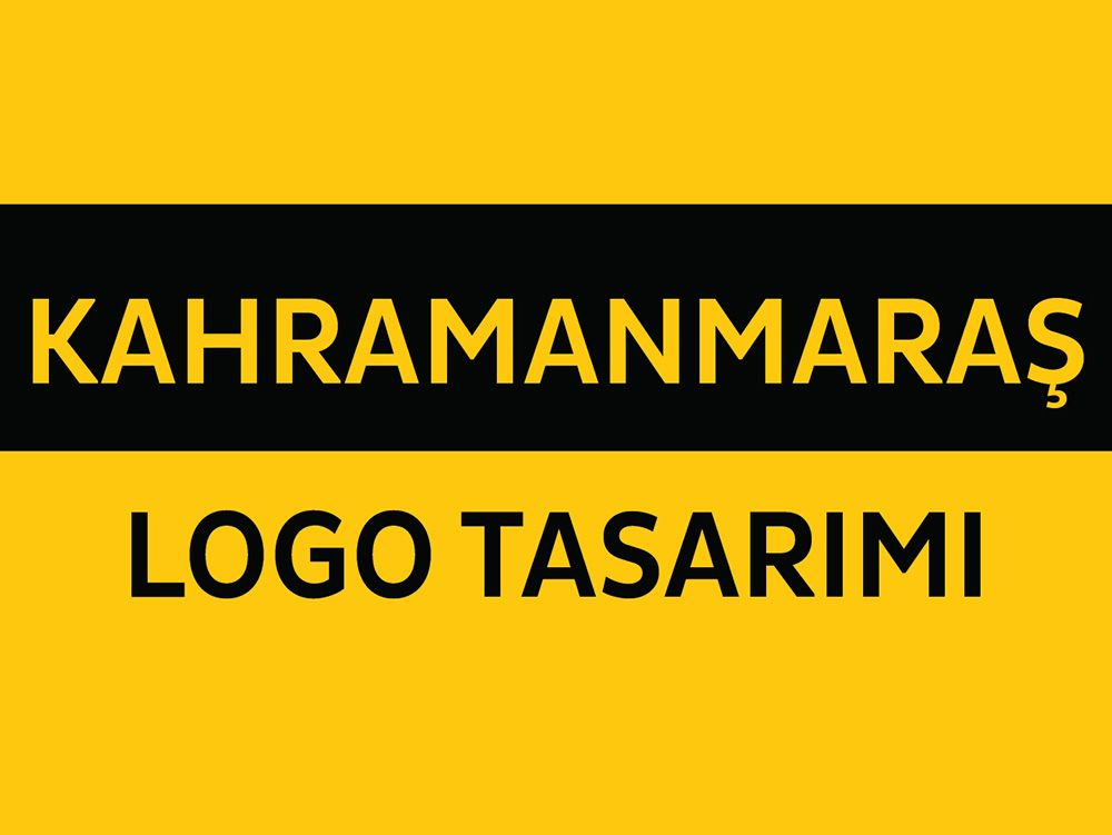 Kahramanmaraş Logo Tasarımı