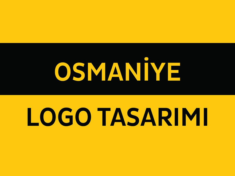 Osmaniye Logo Tasarımı
