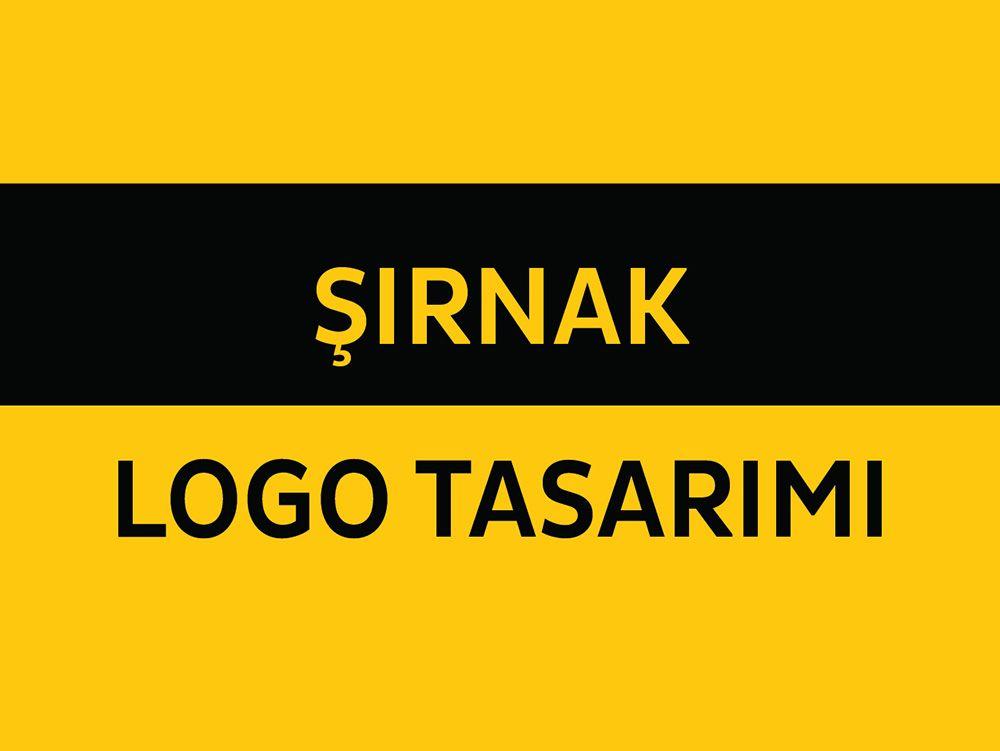 Şırnak Logo Tasarımı