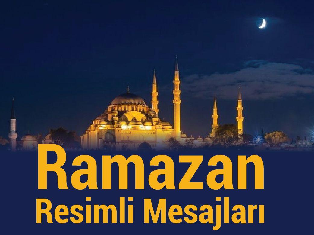 Ramazan Resimli Mesajları