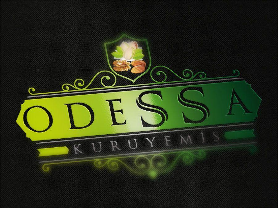Kuruyemiş logo tasarımları - Kuruyemiş Logo Tasarım Örnekleri