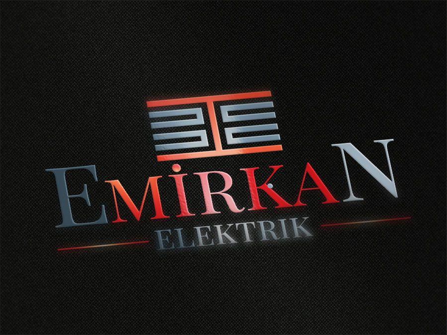 Elektrik Firmaları Logo Tasarımları Elektrik Logo Tasarım Örnekleri