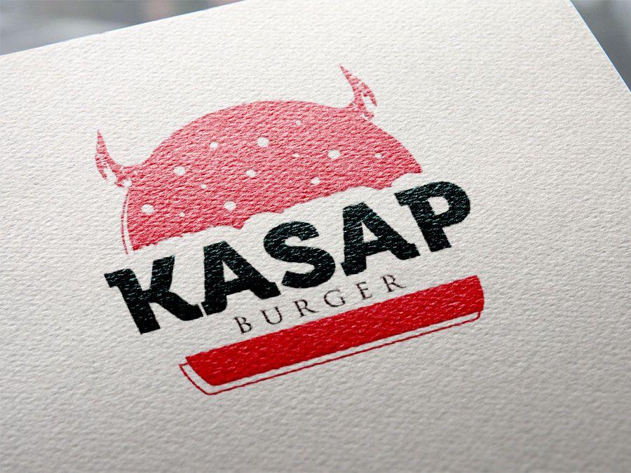 Burger Logo Tasarımları Burger Logo Örnekleri