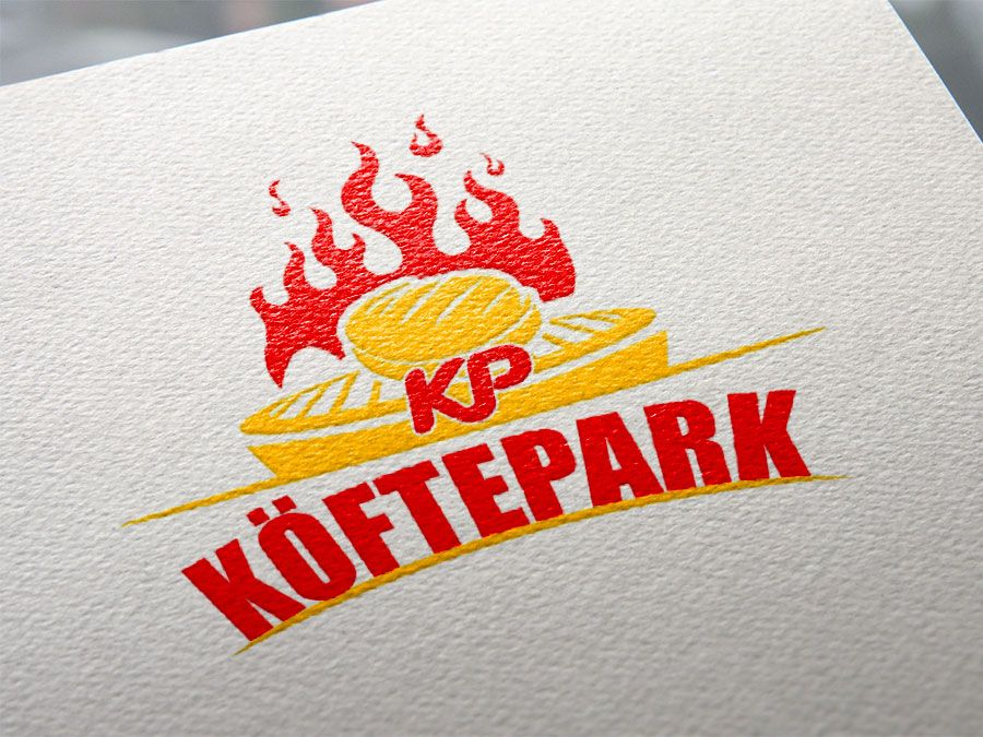 Köfteci Logo Tasarımları - Köfteci Logoları