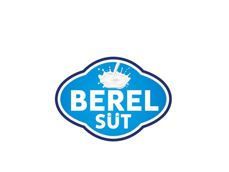 Süt Logo Tasarımaları - Süt Ürün Logo Tasarımları