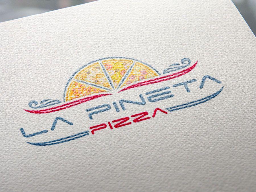 Pizza Logo Tasarımları - Pizza Logoları