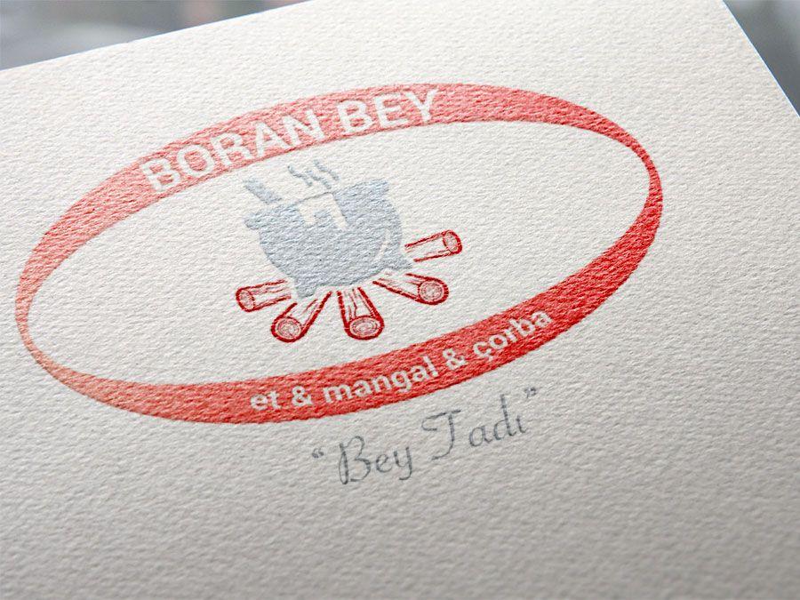 Restaurant Logo Tasarımları - Restaurant Logoları