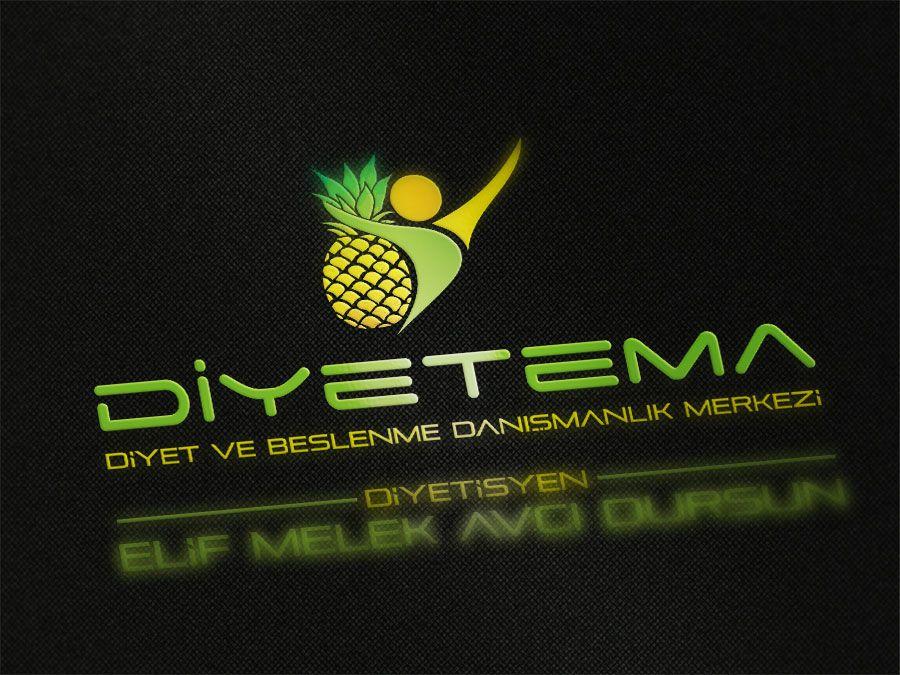 Diyetisyen Logoları - Diyetisyen Logo Tasarımları