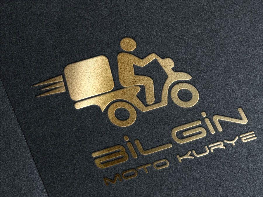 Kurye Logoları - Kurye Logo Tasarımları