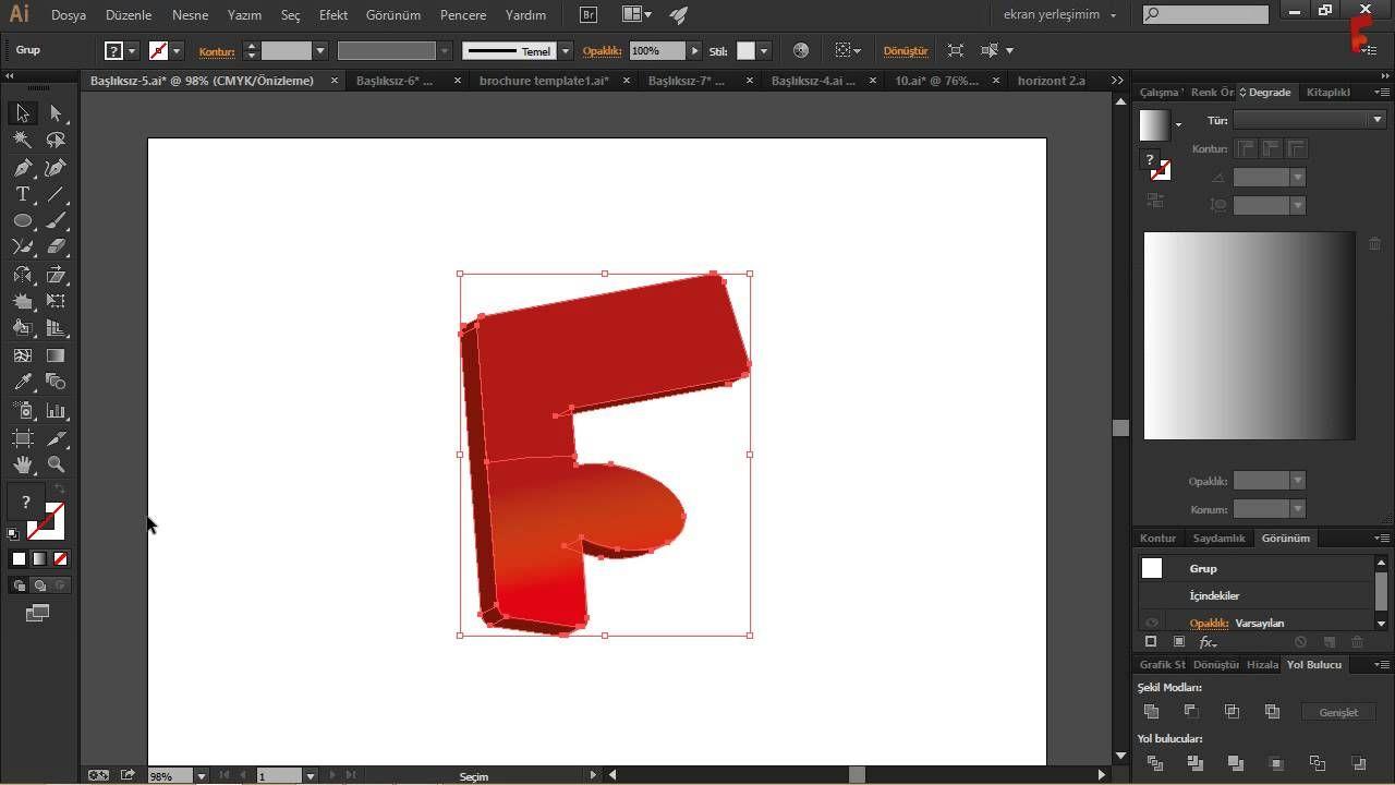 Logo Tasarımı Hangi Programda Yapılır