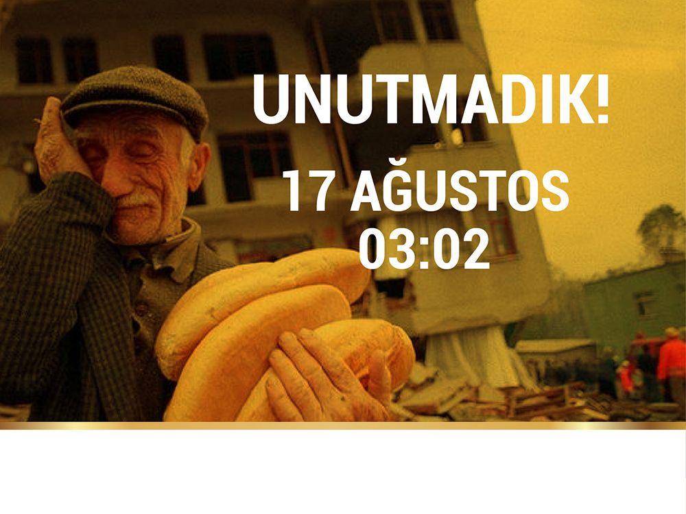17 Ağustos - 17 Ağustos Depremi