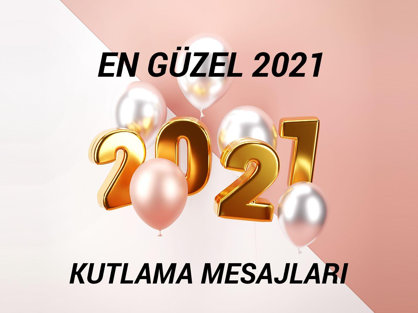 Resimli 2021 Kutlama Mesajları